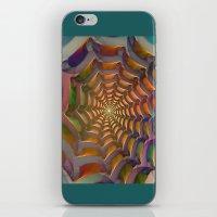 stargate iPhone & iPod Skins featuring Stargate by Klara Acel