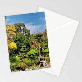 Magnificent Romantic Osaka Castle Japan Asia Ultra HD Stationery Cards