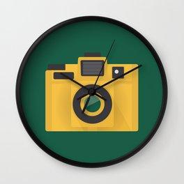 Camera Series: Holga Wall Clock