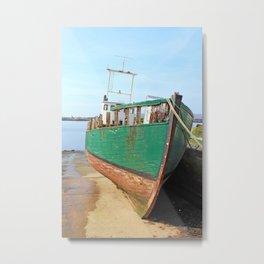 Veralla Burtonport Donegal Metal Print