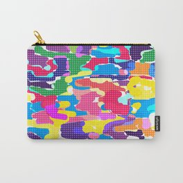 Bright modern youth pattern Carry-All Pouch