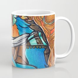 Kass- BOTW Coffee Mug