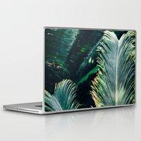 palm tree Laptop & iPad Skins featuring Palm Tree by Pati Designs