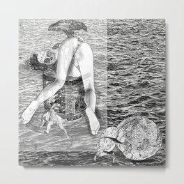 The constellation erotique 2616 Metal Print