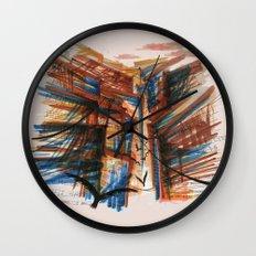 The City pt. 3 Wall Clock