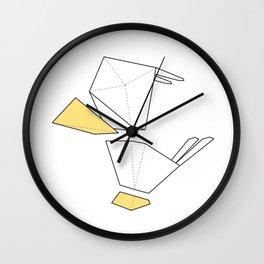 Little Simple Bird Wall Clock
