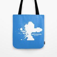 Mega Man Tote Bag