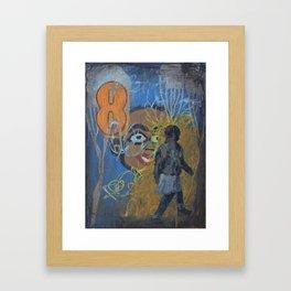 Swazi Art 13 Framed Art Print