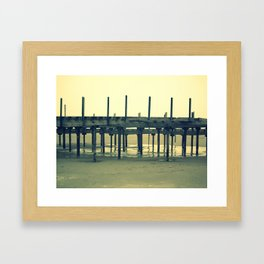 fryslân. Framed Art Print