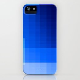 must be blue iPhone Case