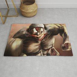 Attack on titan  Shingeki no kyojin 進撃の巨人 Classic T-Shirt  14019 Rug