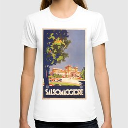 Salsomaggiore Italy 1920s T-shirt