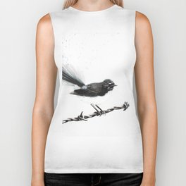 Coleraine Willy Wagtail Biker Tank