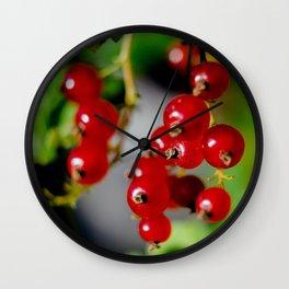 Autumn taste Wall Clock
