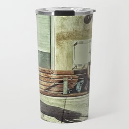 Waiting game Travel Mug