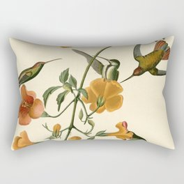 Mangrove Humming Bird (Trochilidae) Rectangular Pillow