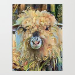 Maaa-gical Sheep Poster