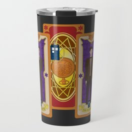 Card Collectors - Time Lords Travel Mug