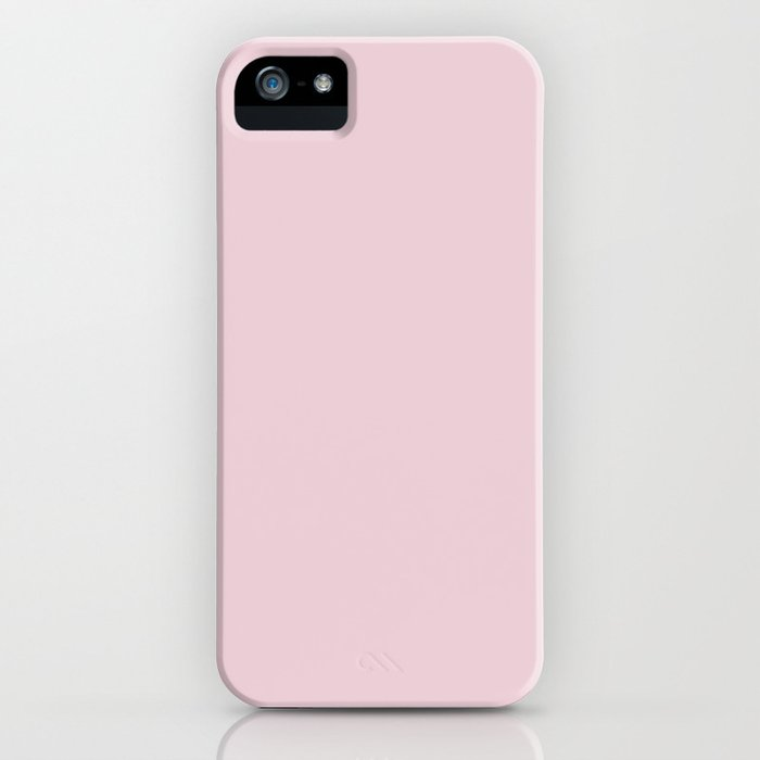Pantone 13-2808 Ballet Slipper iPhone Case