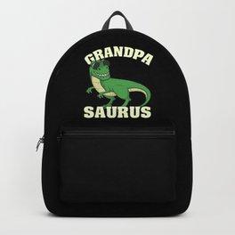Grandpasaurus | Tyrannosaurus Rex Backpack