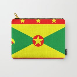 Grenada country flag Carry-All Pouch