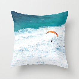 Given to Fly II Throw Pillow