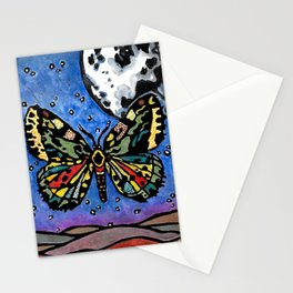 Miraculous Millers Moth, No. 2 Stationery Cards