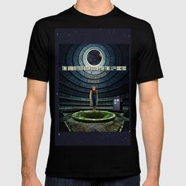 Doctor Who and the Abandoned Power Plant T-shirt