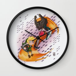 Link Together Wall Clock