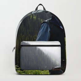 Portrait of a Beautiful Life 2 Backpack