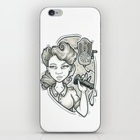 gossip girl iPhone & iPod Skins featuring Gossip Girl by Tru.x.Luv