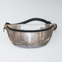 New York City Streets Fanny Pack