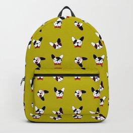 French Bulldog Totoška Backpack