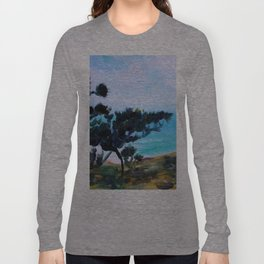 Fine, Fine Torrey Pine Long Sleeve T-shirt