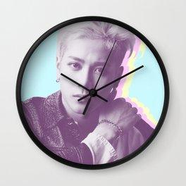 Jackson Pastel Wall Clock