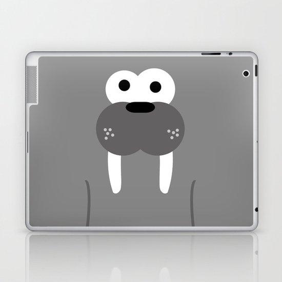 Minimal Walrus Laptop & iPad Skin