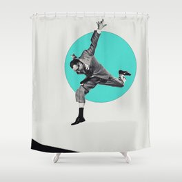 Escape from reality... Shower Curtain