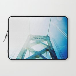 oakland bay bridge  Laptop Sleeve