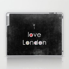 i love London Laptop & iPad Skin