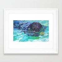 "motivation Framed Art Prints featuring ""Motivation"" by SheilaWedegis"