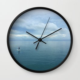 Rush hour Wall Clock