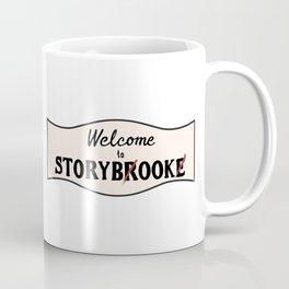 OUAT |Welcome to Storybrooke sign Coffee Mug