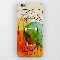 bear iPhone & iPod Skins featuring Bear by Alvaro Tapia Hidalgo
