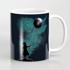 The Girl That Holds The World Mug