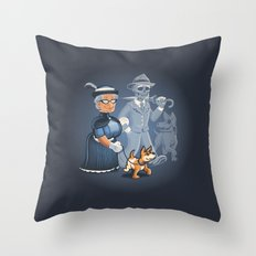 The Loved & Lost Throw Pillow