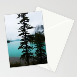 Maligne Lake  Landscape Photography Stationery Cards