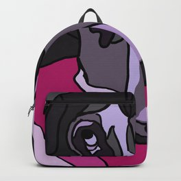 Basquiat Hound Backpack