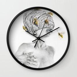 Pheromone Wall Clock
