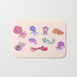 Squids Bath Mat