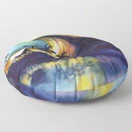 Storm ridge Reef Floor Pillow